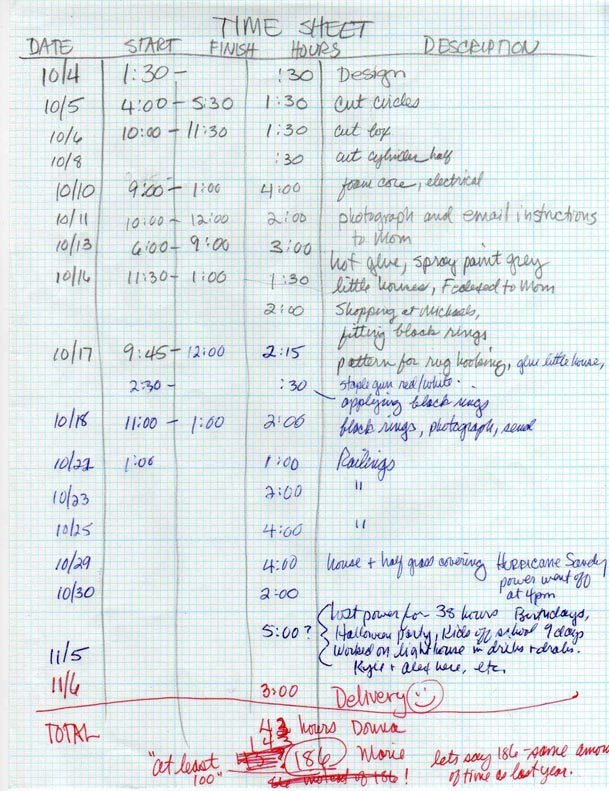 Donna time sheet001
