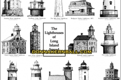 The Lighthouses of Long Island Sound