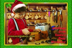 Santas Busy Workshop